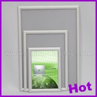 Snap aluminum picture photo poster frame a1 a2 a3 a4