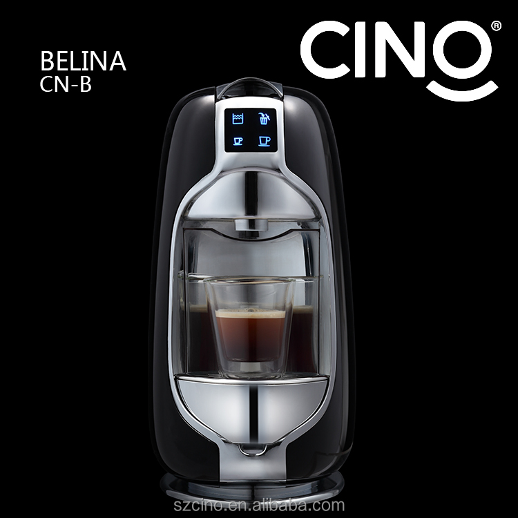 Convenient Espresso Cappuccino Latte Coffee Machine - BELINA