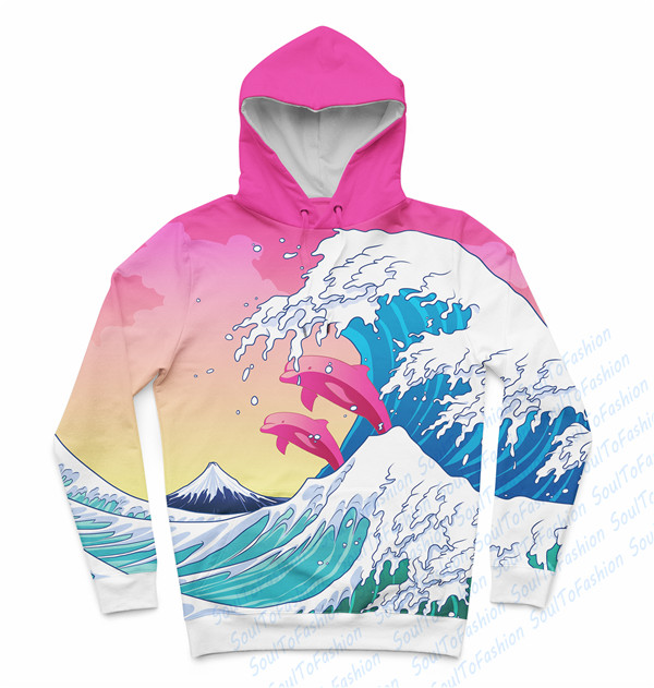 Online Buy Wholesale Pink Dolphin Clothing From China Pink