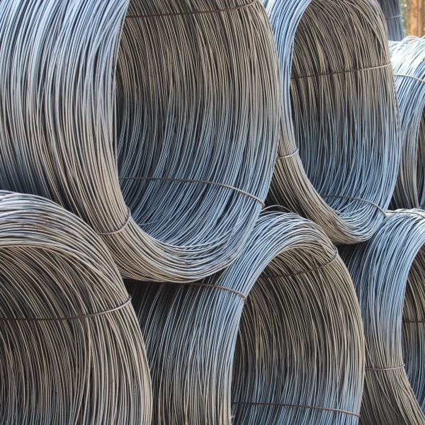wire rod size 9mm /Steel wire/steel wire rope producing nails