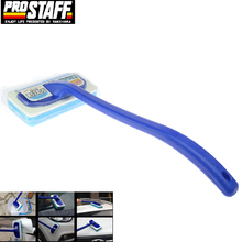 T-type Car Brush / Sponge Brush / Car Sponge / 50 cm handle / Polyurethane foam