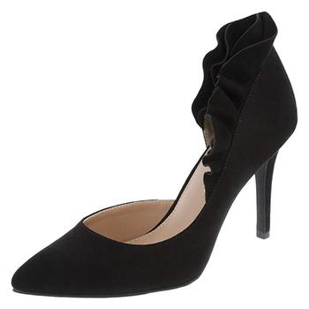 622f6c91d Hot Selling Black Wedding Shoes Used High Heels For Sale - Buy Used ...
