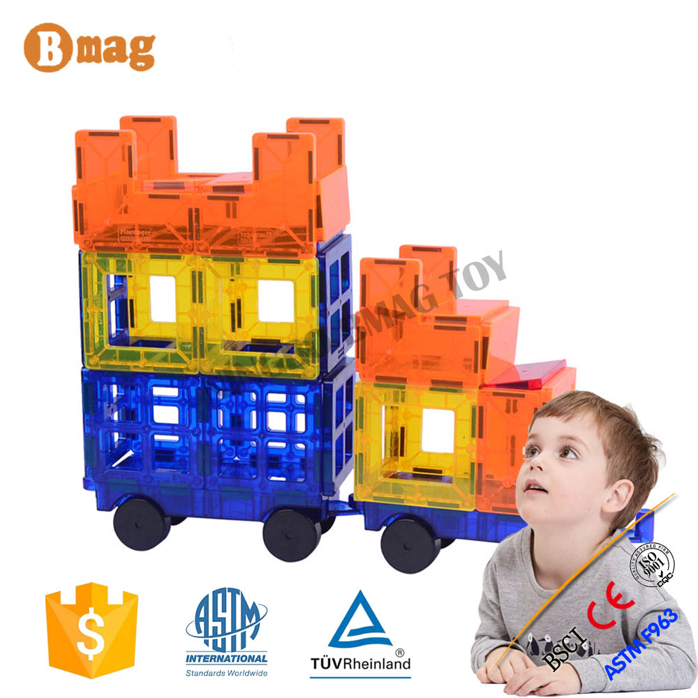 BMAG ISO certification DIY christmas gifts plastic construction blocks