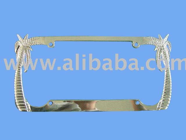 Car License Frame