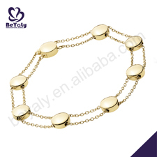 Best price wholesale silver chains popular mens jewellery