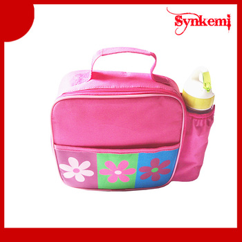 Kids Lunch Bag With Bottle Holder