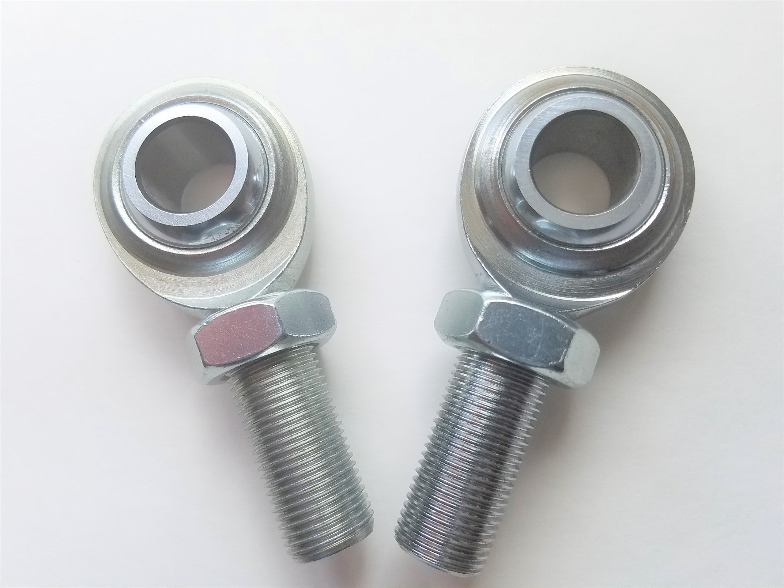 Heim Joints Bung 1-3//8 x.120} 5//8 x 1//2  4-Link Rod End Kit w// Cone Spacers