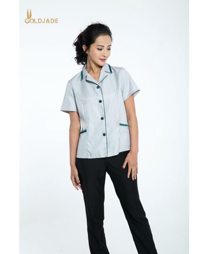 Contoh Desain Baju Cleaning Service
