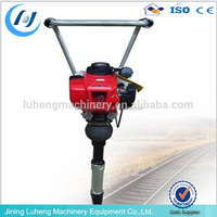 Factory service railway hand tools lowest price rail track vibrating tamper