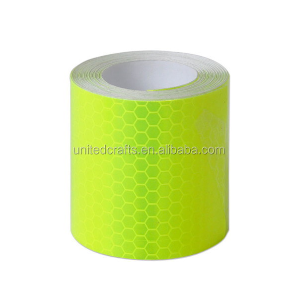 2017 5cm *3m White Reflective Safety Sticker Film Warning Conspicuity Tape