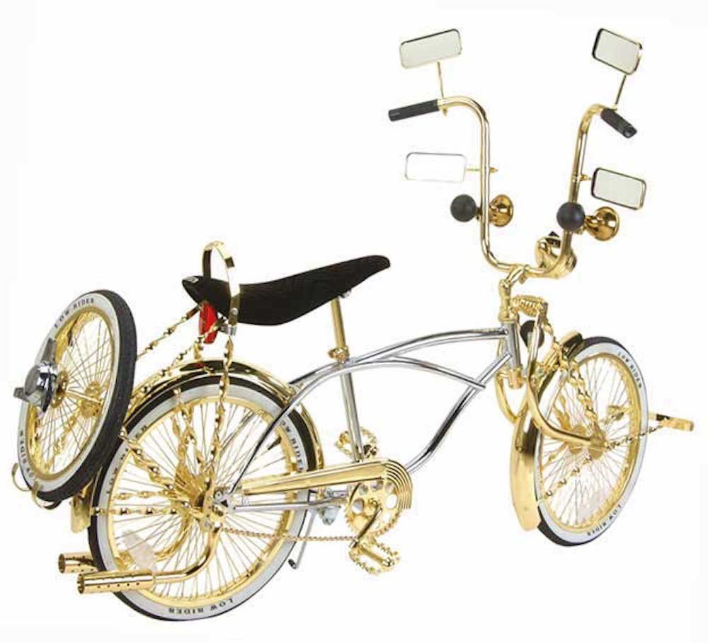 "20/"" Chrome Lowrider Frame Metallic lowrider bike bicycle frame"