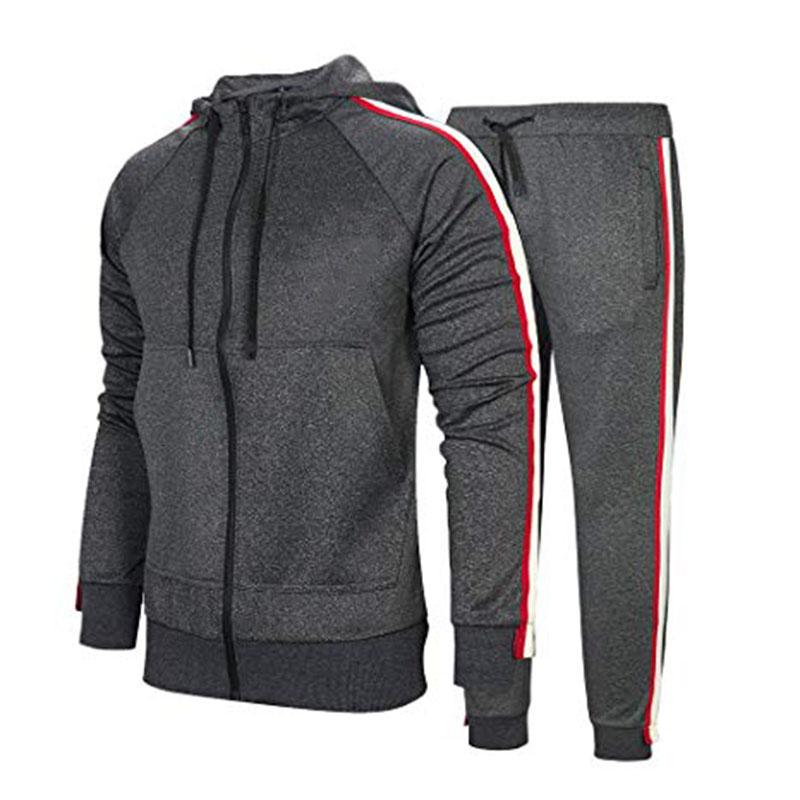 ผู้ขายที่ดีที่สุดขายส่งเสื้อกันหนาวแฟชั่นสีดำชายสบายๆซิปเสื้อกีฬาฤดูหนาวผู้ชายราคาถูกขนแกะ polar polar polar