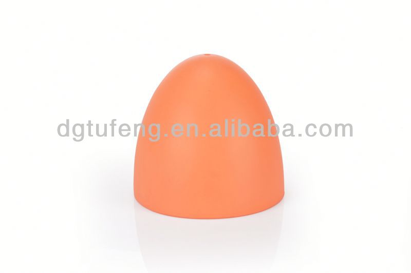 Cartoon round shape silicone led lamp covers
