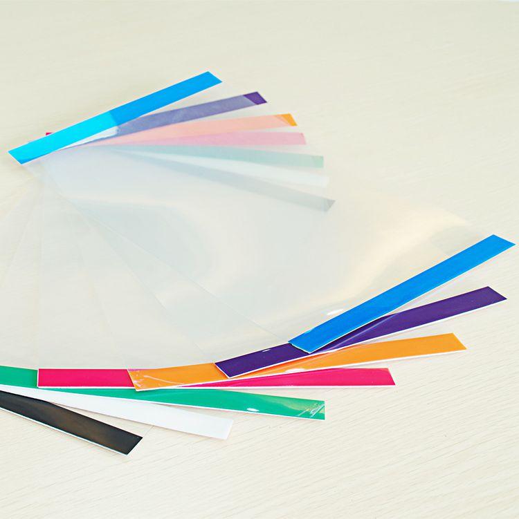 Abnehmbare Schreibwaren Kunststoff Selbstklebende Pvc Display Tasche ...