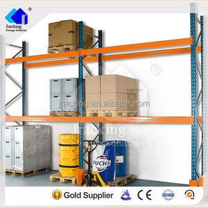New Warehouse Supplier Steel Galvanized Shelves Used to Market