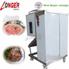 Automatic Cooked Beef Slicing Cube Cutting Chopping Machine