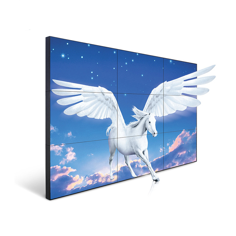 2x2 3x3 4x4 hd pitch 1.8mm 3.5mm wall mount full color led video wall display interactieve