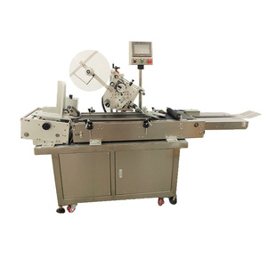 High-precision multi-Function page envelope card soft paper plastic bag labeling machine