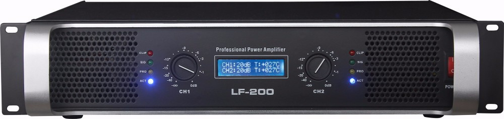 Tymine Hot Sale Professional LF Series Power Amplifier