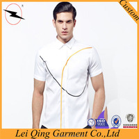 stores wholesale high quality cheap casual men shirt 2015 clothing