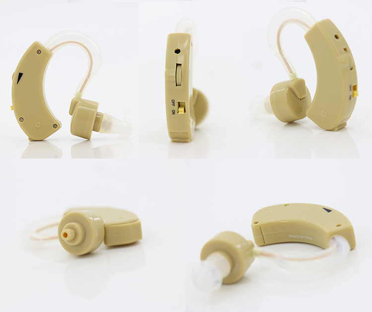 Jinghao Medical Cyber Sonic BTE Hearing Aid JH-113