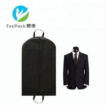 Mens Suit Dress Coat Garment Storage Travel Carrier Bag Cover