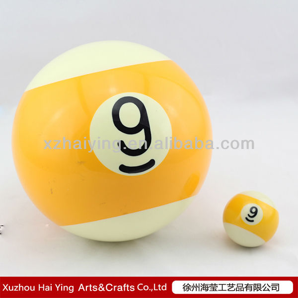 Huge Billiard Ball For Decoration