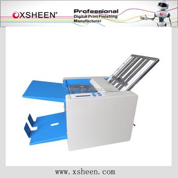 machine folder