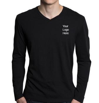 0ed8fc92e2a full hand designer cheap plain deep mens wholesale v neck t shirts for men