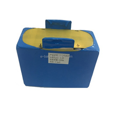 High quality 3.6V 120AH electric scooter rechargeable li-ion battery