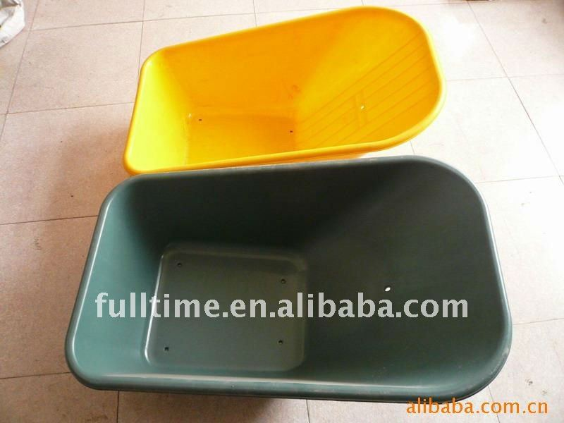 Plastic Wheelbarrow tray For Sale