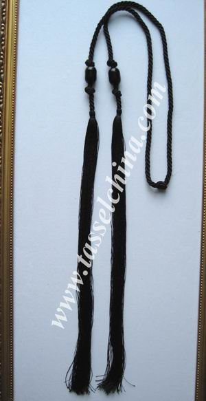 decoration cord with tassels
