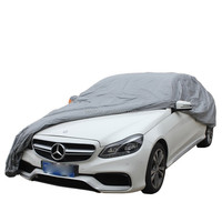 Disposable Plastic Car Cover Used Insulated Car Cover