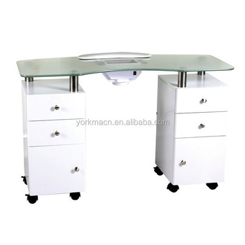 Cheap Manicure Table Used Nail Dryer Table For Salon