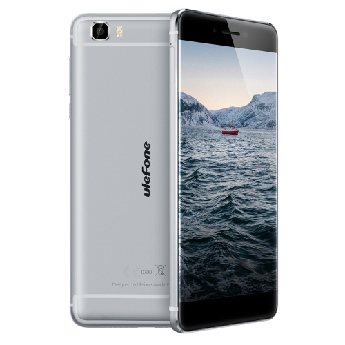 Hot selling 5.5 inch 3D Bezel-less Screen Android 6.0 MTK6755 smartphone original Ulefone Future 32GB 4G phone