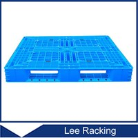 Steel Reinforced Container Large Heavy Duty Plastic Pallet