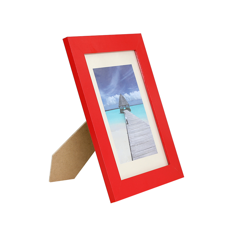 OEM personalized photo frame 36x48 wood picture frame 3x3 box frame