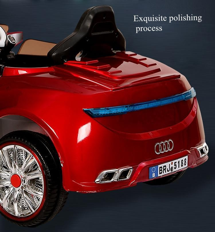 Audi Q7 SUV battery baby ride on toy car