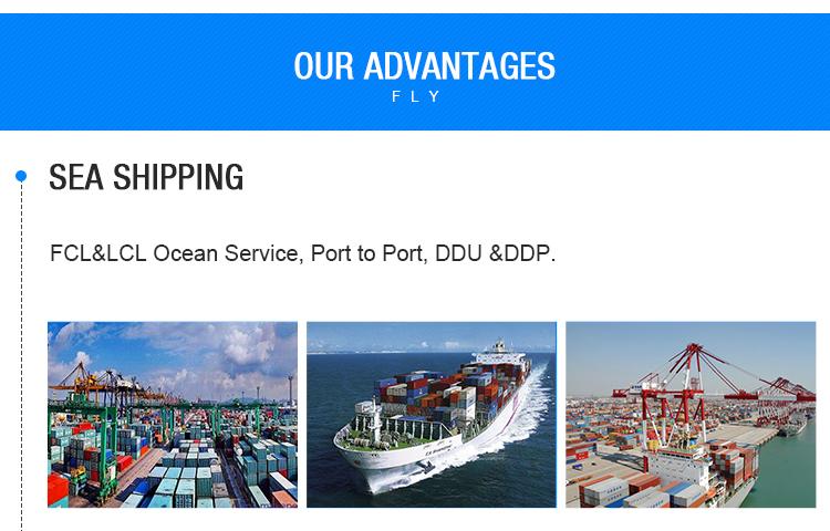 المحيط وكيل الشحن خدمة الصين اللوجستية الدولية إلى الجاموس نيويورك USA