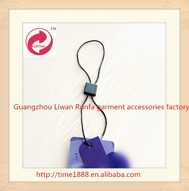 GZ-Time manufactory factory metal string tag , metal string hang tag , metal seal tag