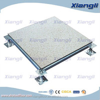 HPL anti-static raised floor for mobile communication machine room
