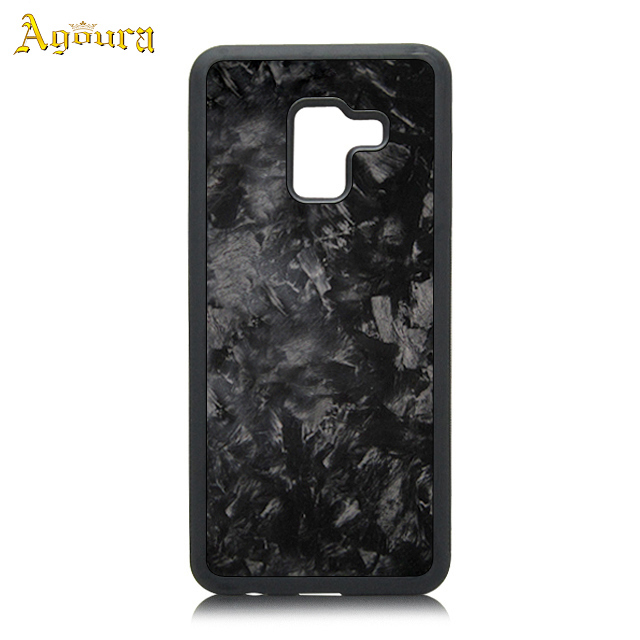 Forged Carbon Case for Samsung A8