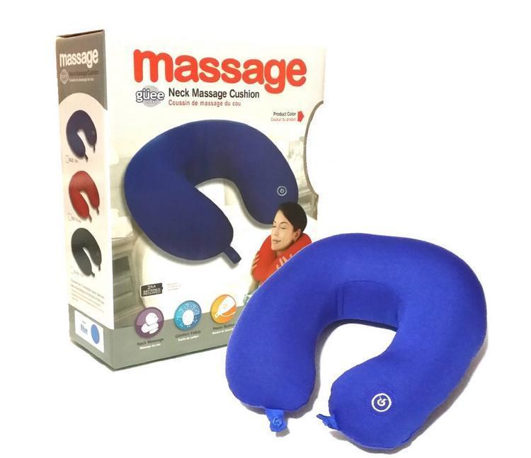 Neck Massage Pollow Car Massage Pillow Car Neck Rest Pillow H324 ...