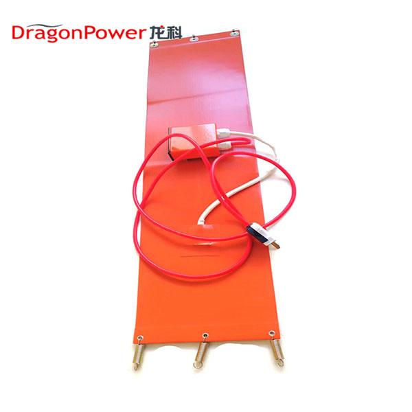 Chine usine fourni top qualité silicone lit chauffant
