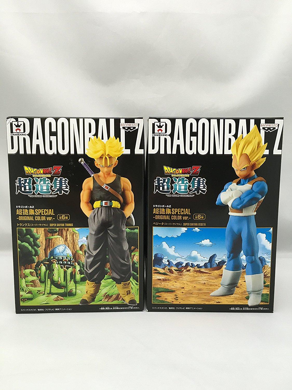 BANPRESTO DRAGONBALL Z DXF CHOZOUSYU TRUNKS Original Version