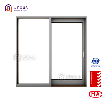 Section of a sliding window