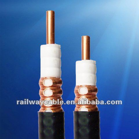 7/8 rf leaky feeder Cable for telecom & wifi