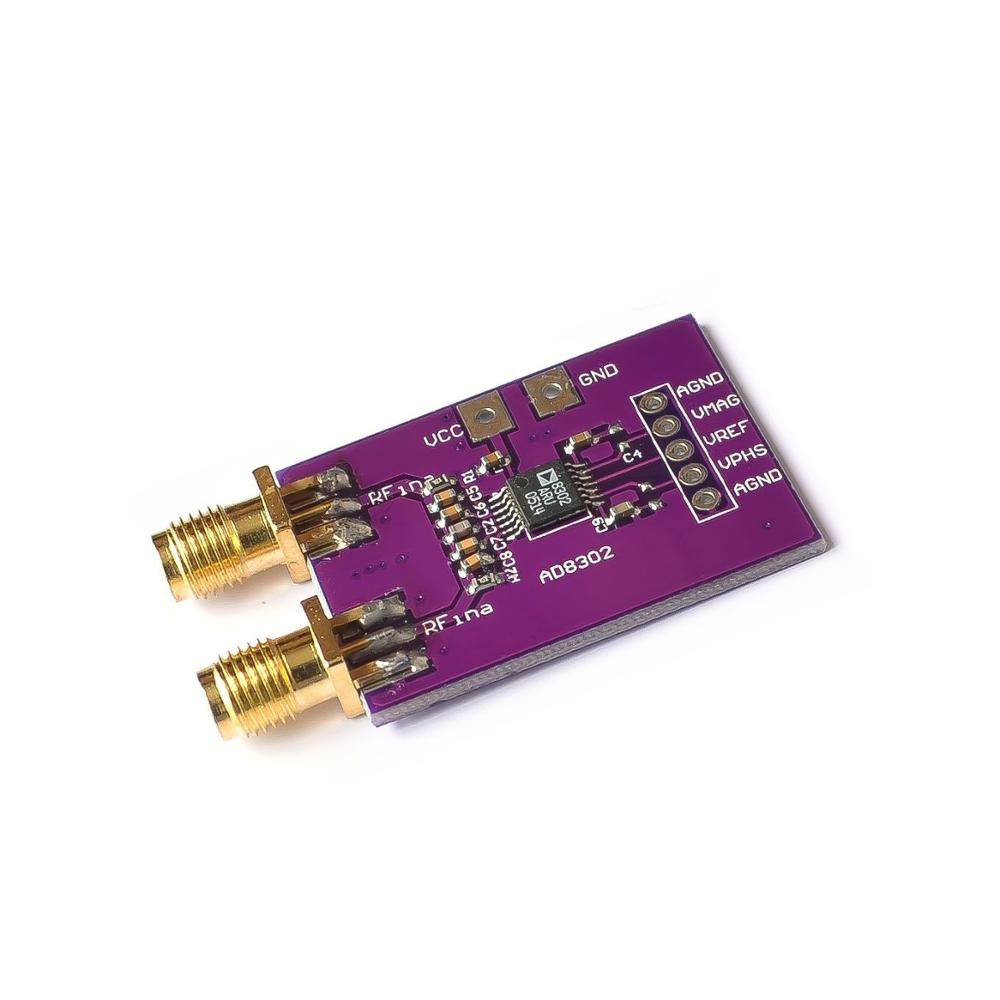 AD8302 Amplitude Phase RF Detector Module IF 2.7GHz Phase Detection