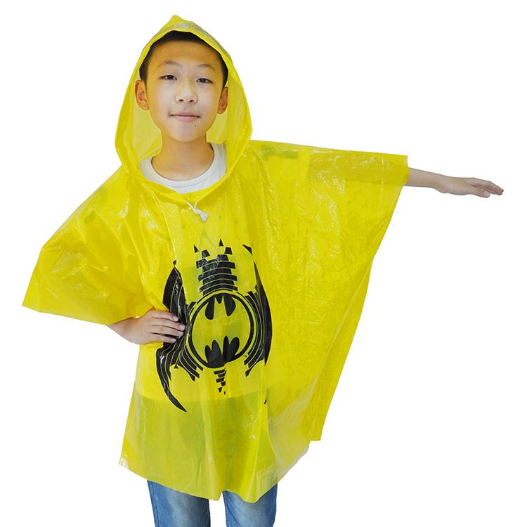 Regenbekleidung Hell Einweg Erwachsene Poncho Regenjacke Regenmantel Unisex Regencape Notfall Damen Die Neueste Mode