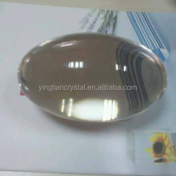 Custom high quality Glass Crystal Egg